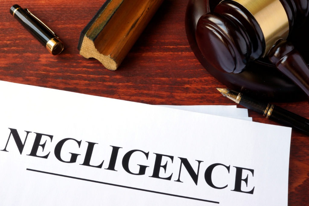 How Does Negligence Work In a Court Of Law?